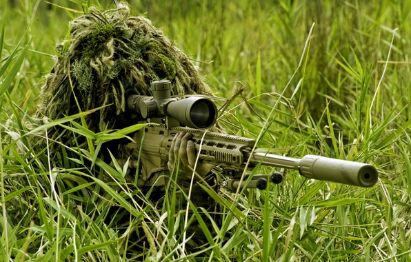 Картинка винтовка, sniper, Remington XM2010