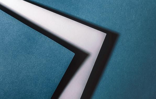 Картинка Blue, White
