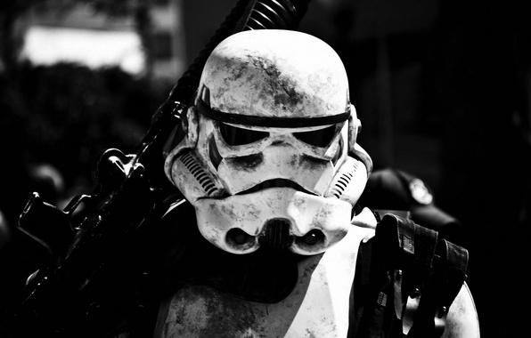 Картинка dark, star wars, helmet, Stormtroopers