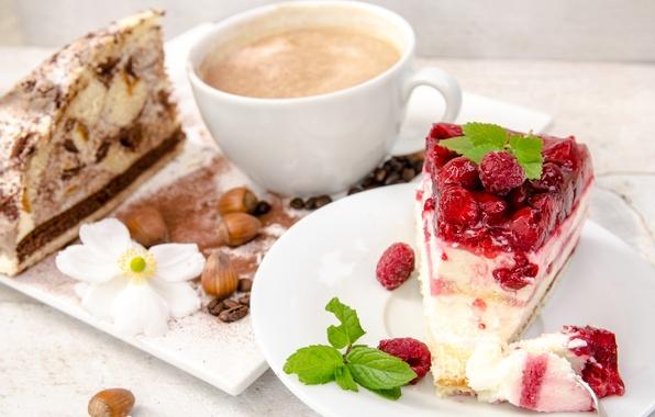 Картинки чай и торт