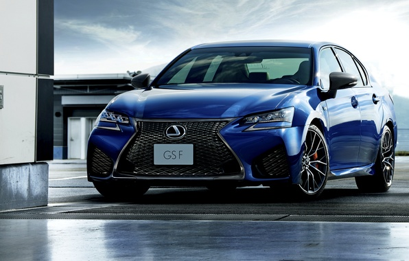 Картинка Lexus, седан, лексус, Sedan, GS F