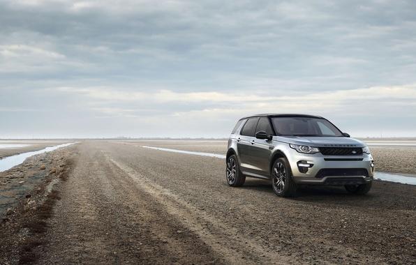 Картинка спорт, Land Rover, Discovery, Sport, дискавери, ленд ровер, Startech, 2015