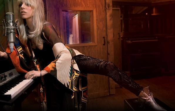 Картинка девушка, стиль, музыка, music, актриса, певица, fashion, знаменитость, мода, studio, jazz, singer, Lady Gaga, pop, …