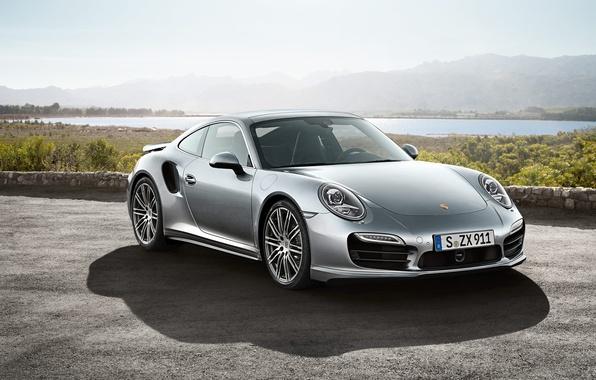 Картинка 911, Машина, Car, Порше, Porsche 911, Turbo, Турбо, Sportcar