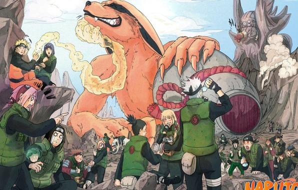 Картинка Kiba, game, Sakura, anime, ninja, asian, Uchiha, manga, shinobi, Kakashi, Haruno, Hatake, japanese, Naruto Shippuden, ...