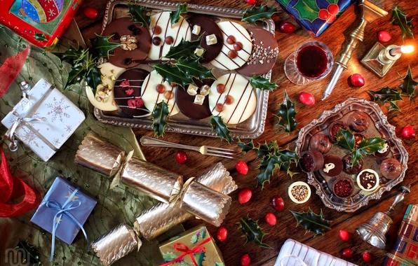 Картинка конфеты, декор, угощение