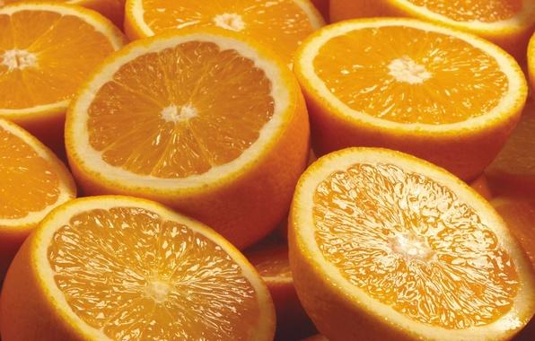 Картинка оранжевый, апельсины, фрукты