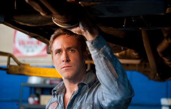 Картинка гонщик, драма, Driver, криминал, каскадер, Drive, Драйв, Ryan Gosling, Райан Гослинг