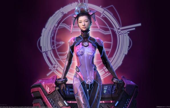 Картинка Будущее, Костюм, Seok Chan Yoo, CG Wallpapers, Neo