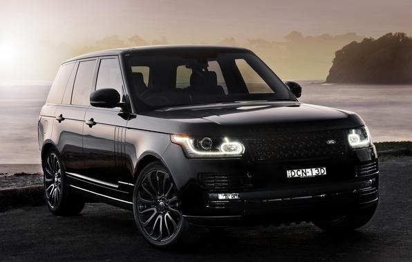 Фото обои Vogue, ленд ровер, рендж ровер, Land Rover, Range Rover, вог