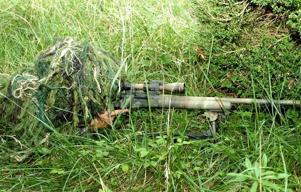Картинка Rifle, Remington 700, Police Sniper