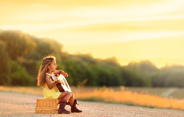 ... , гитара, песня обои (фото, картинки: https://www.goodfon.ru/wallpaper/country-blues-devochka-gitara.html