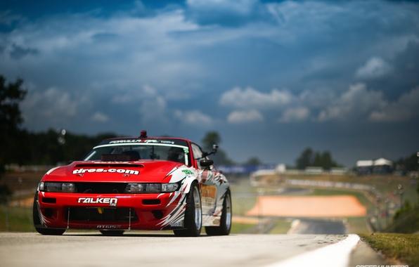 Картинка Nissan Silvia, S13, Falken, Formula Drift, Formula D