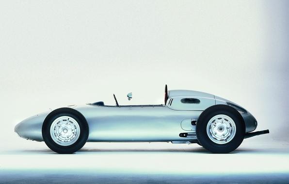 Картинка Порш, 1960, Формула2