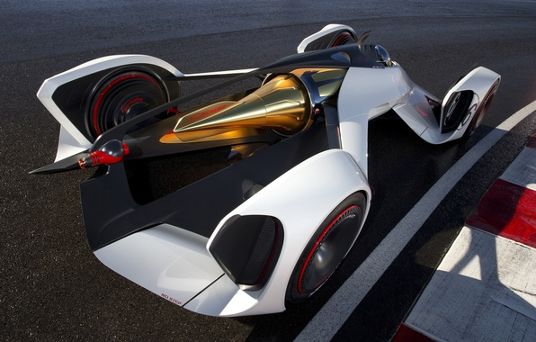 Картинка Concept, Chevrolet, Vision, Gran Turismo, 2014, Chaparral