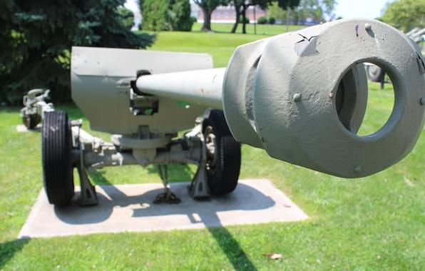 Картинка оружие, пушка, артиллерия, 76 mm