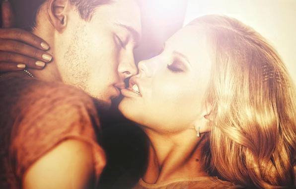 Картинка любовь, страсть, поцелуй, Karen Abramyan, heat kiss