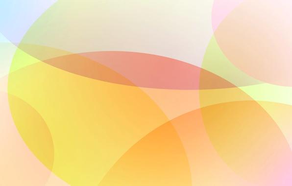Картинка линии, узор, краски, цвет