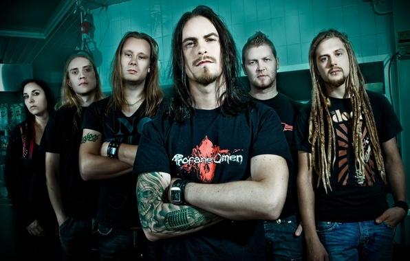 Картинка Melodic Death Metal, Майгрэйн, Mygrain, Finnish Metal