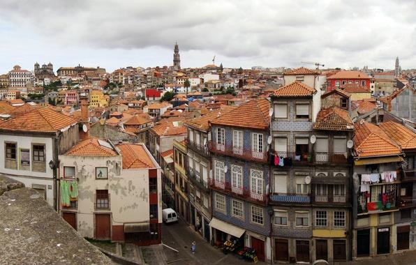 Картинка Португалия, Portugal, Порто, Porto, Старый город
