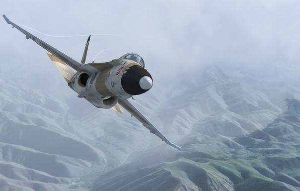 Картинка flying, airplane, aviation