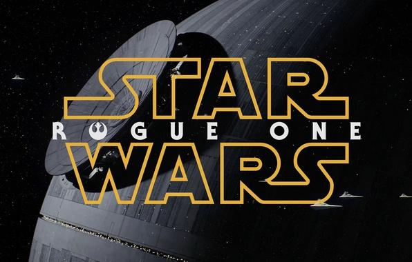 Картинка cinema, Star Wars, space, gun, logo, weapon, spaceship, warship, movie, cruiser, film, destroyer, official wallpaper, …