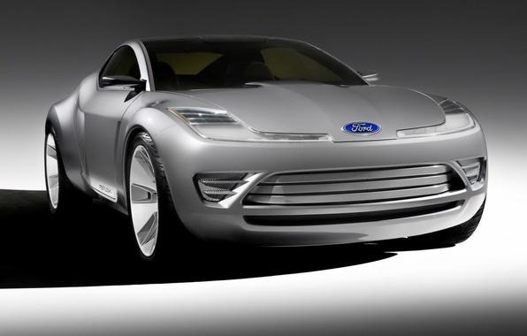 Картинка Ford, тень, concept