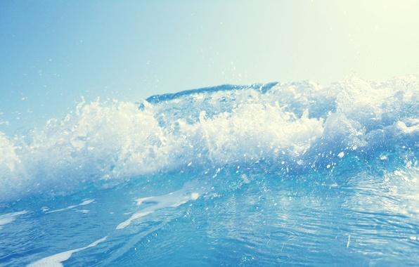 Картинка море, вода, свежесть, природа, океан, волна, fresh, sea, ocean, nature, water, wave, 2560x1600