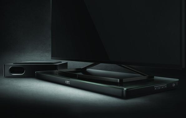 Картинка телевизор, hi-tech, Philips, Speaker, SoundStage, Fidelio XS1