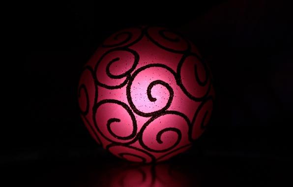 Картинка шарики, украшения, игрушка, новый год, шарик