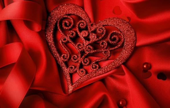 Картинка любовь, сердце, red, love, heart, romantic, Valentine's Day