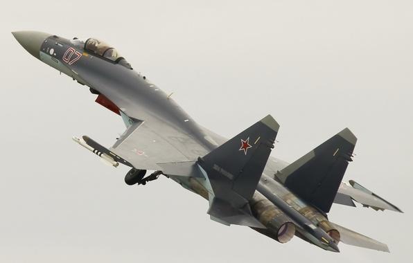 Картинка небо, оружие, самолёт
