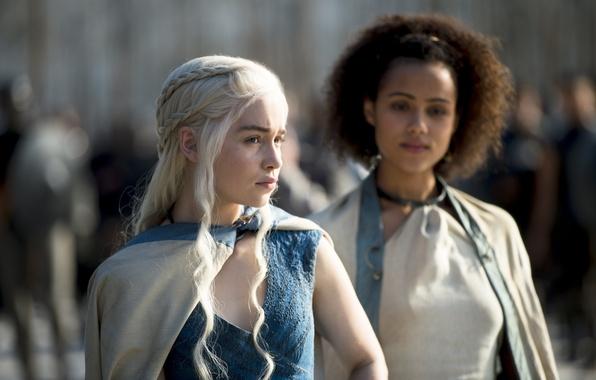 Картинка актриса, Игра Престолов, Game of Thrones, Emilia Clarke, Daenerys Targaryen, Эмилия Кларк, Дейенерис Таргариен, Nathalie …