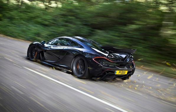 Картинка McLaren, Скорость, Speed, Суперкар, Supercar
