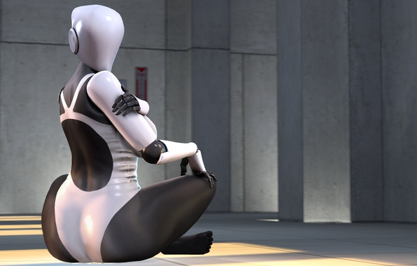 Порно роботы игры 132