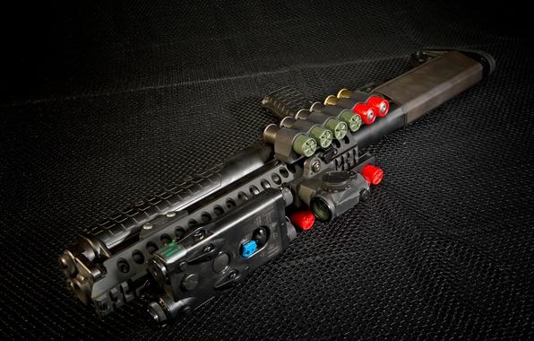 Картинка оружие, ружьё, дробовик, Kel-Tec
