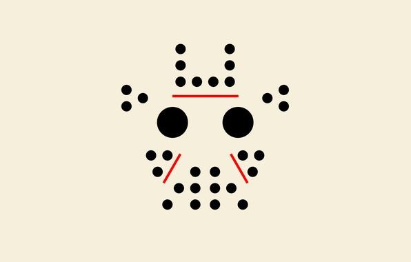 Картинка круги, стиль, узор, минимализм, точки, маска, линий, jason, minimalism, style, circles, pattern, lines, 2560x1600, dots, …