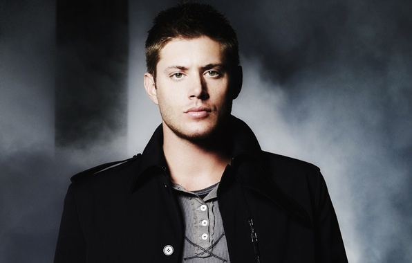 Картинка актер, Supernatural, Jensen Ackles, Сверхъестественное, брюнет, дин, Дженсен Эклс