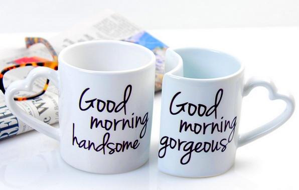 Картинка любовь, кофе, чашка, love, cup, coffee, good morning, доброе утро