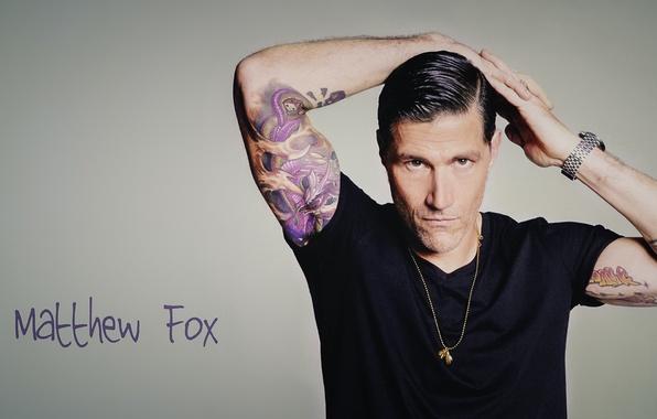 Картинка lost, актёр, лост, мэттью фокс, matthew fox, мэтью фокс