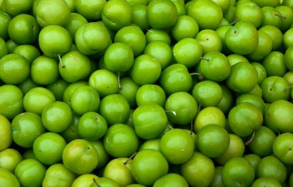 Картинка green, fruit, many