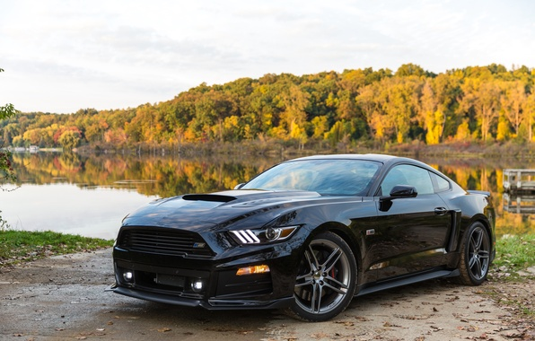Картинка Mustang, Ford, мустанг, форд, 2014, Roush Stage 2