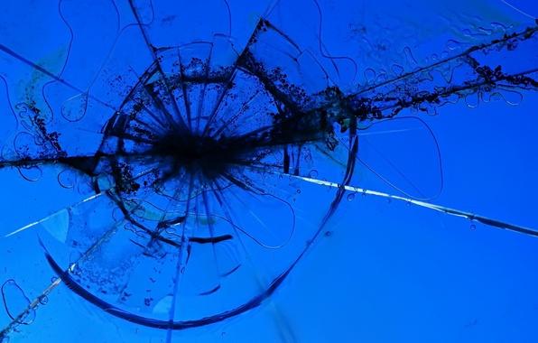 картинки разбитое стекло на рабочий стол обои