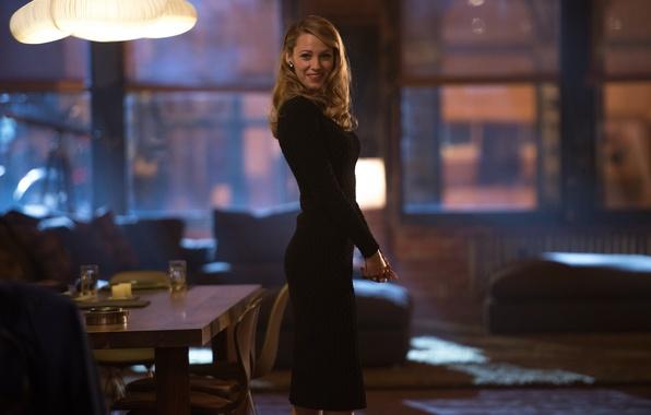 Картинка улыбка, актриса, блондинка, Blake Lively