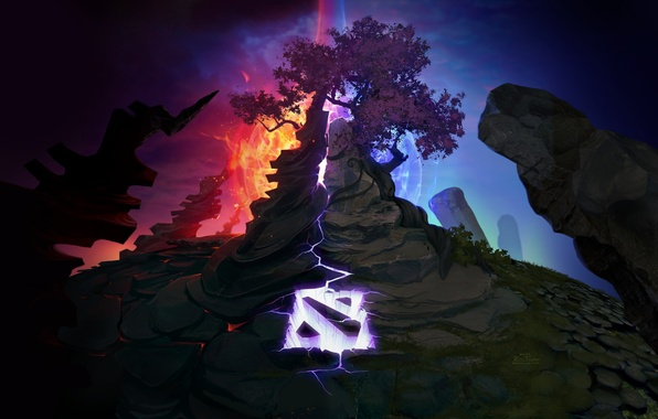 Time Skip e Novo On Game Dota-2-clash-of-the-ancients