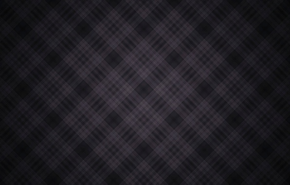Картинка текстура, клетка, ткань, wallpaper, texture, black color