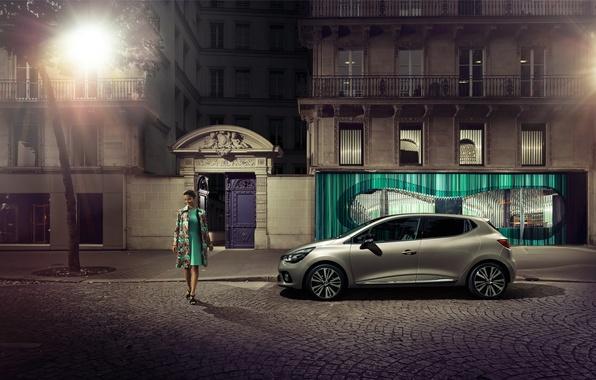 Картинка Renault, Clio, рено, 2014, клио, Initiale Paris