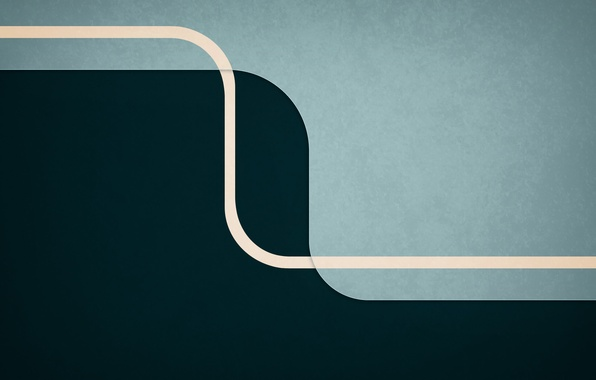 Картинка линии, абстракция, полосы, креатив, green, style, blue, lines, creative, backgrounds, abstract walls