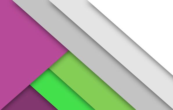 Картинка белый, линии, серый, текстура, салатовый, малиновый, material