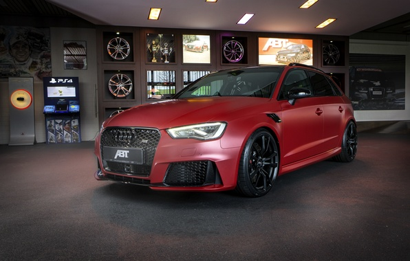 Картинка Audi, ауди, ABT, RS 3